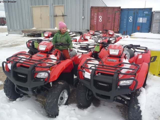 003 Quads Clyde River